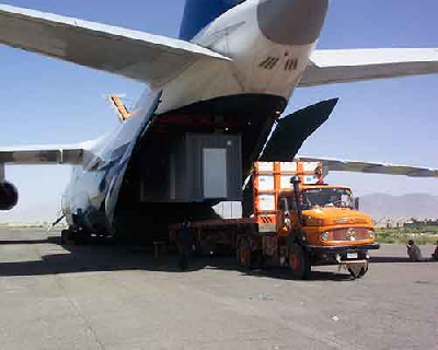 FREIGHT FORWARDER Export and Import Bandung AIR FREIGHT